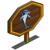 White-sided Dolphin Mastery Sign-icon