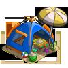 Beach Tent-icon