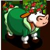 Christmas Present Cow-icon