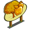 Giant Golden Apple Tree Mastery Sign-icon