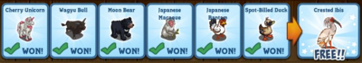 Mystery Game 150 Rewards Revealed