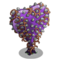 Studded Heart Tree-icon