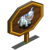 Abominable Cow Mastery Sign-icon