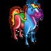 Aurora Horse-icon