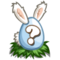 Blue Rabbit Mystery Egg-icon