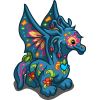 Blue Sugar Dragon-icon