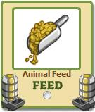 Giftable Animal Feed