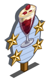 Red Currant Trifle 4 Star Mastery Sign-icon