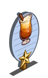 Thai Tea 1 Star Mastery Sign-icon