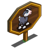 Baby Goat Mastery Sign-icon