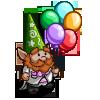 Balloon Gnome 3-icon