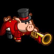 Bugler Pig-icon