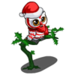 Candy Cane Owl-icon