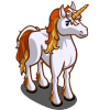 Candy Corn Unicorn-icon