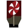 Giant Mint Lollipop I-icon