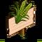 Green Australian Barley Mastery Sign-icon