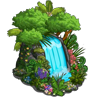 Jungle Waterfall-icon