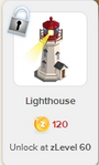Lighthouse Rewardville locked