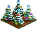 Mini Holiday Trees 100