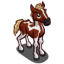 Paint Foal-icon