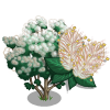 White Smoke Tree-icon