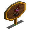Aloha Foal Mastery Sign-icon