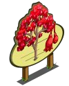 Australian Flame Tree Mastery Sign-icon