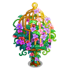 Bird Cage Tree-icon