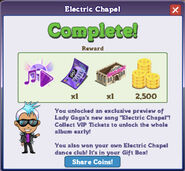 Electric Chapel Complete Box
