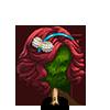 Hair Down Tree-icon
