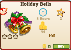 Holiday Bells Market Info