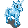 Icy Blue Unicorn Foal-icon