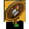 Kung Fu Monkey Mastery Sign-icon