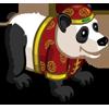 New Year Panda-icon