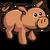 Strawberry Pig-icon