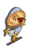 Triple Berry Pie 3 Star Mastery Sign-icon