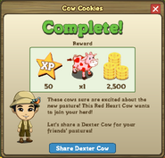 Cow Cookies-COMPLETE