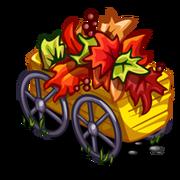 Leaves Wagon-icon