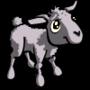 Pinkish Gray Lamb-icon