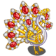 Ruby Fashioned Peacock-icon