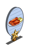 Steamed Crab 1 Star Mastery Sign-icon