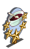 Cranberry Sauce 5 Star Mastery Sign-icon