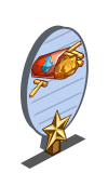 Fish and Chips 1 Star Mastery Sign-icon
