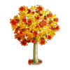 Flowering Ceiba Tree-icon