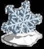 Giant snowflake 3-icon