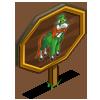 Leprechaun Horse Mastery Sign-icon