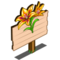 Lovebird Lilies Mastery Sign-icon