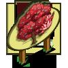 Red Magnolia Tree Mastery Sign-icon