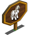 Gypsy Stallion Mastery Sign-icon