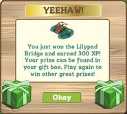 Lilypadbridge noti